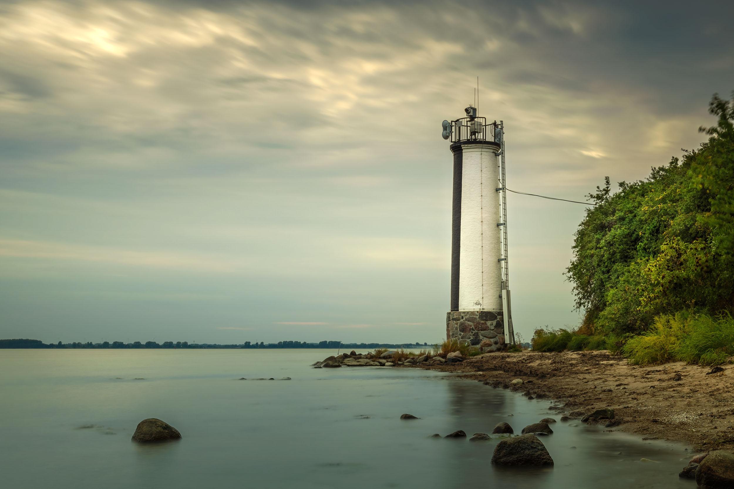 Leuchtfeuer Maltzien auf Rügen